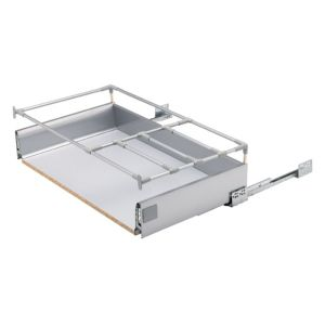 View IT Kitchens Stainless Steel Effect Drawer Box (W)768mm details