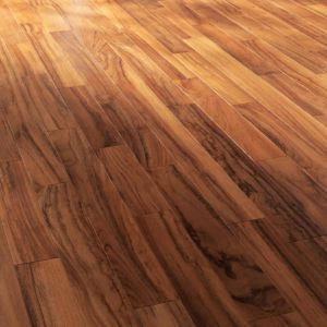 View Colours Bali Teak Real Wood Top Layer Flooring 1.08 m² Pack details