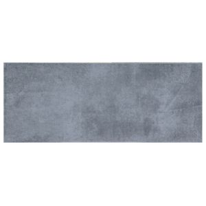View Trendino Grey & Blue Ceramic Wall Tile, Pack of 14, (L)500mm (W)200mm details