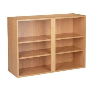 View Cooke & Lewis Oak Effect Wall Unit Carcass (W)1m details