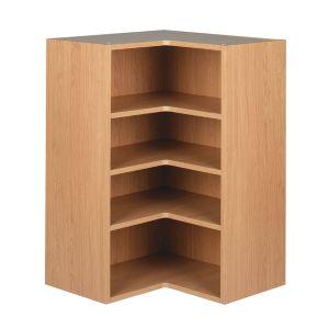 View Cooke & Lewis Oak Effect Wall Unit Carcass (W)625mm details