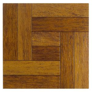 View Colours Alaunda Rustic Oak Effect Self Adhesive Vinyl Tile Pack 0.5 m² details