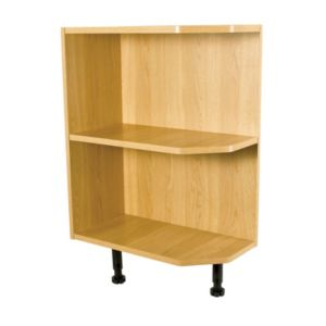 View IT Kitchens Oak Effect Base Unit Carcass (W)300mm details