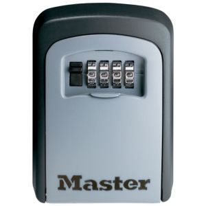 Image of Master Lock 0.15552L Combination Key Access Safe