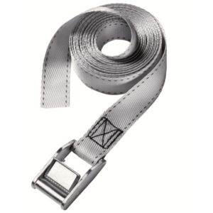 View Master Lock Grey 2.5m Lashing Strap details