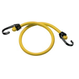 View Master Lock Black & Yellow Bungee Cord (L)1000mm, Pack of 2 details