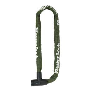 Image of Master Lock Green Steel Chain lock 1m