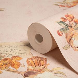 View Cuisine Vinyl Wallpaper details