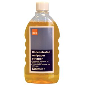 View B&Q Concentrated Wallpaper Stripper 500ml details