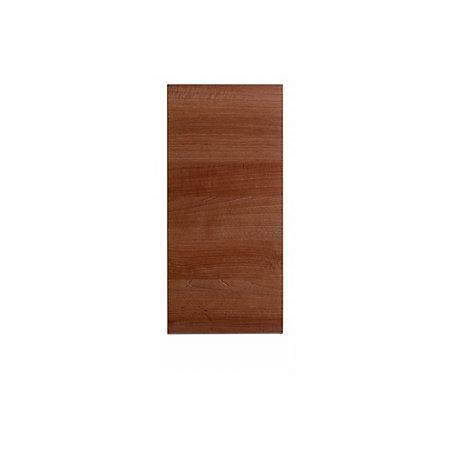It kitchens sandford walnut effect modern bridging door w for Kitchen bridging units 600mm