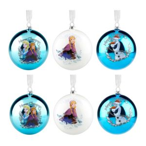 View Frozen Baubles, Pack of 6 details