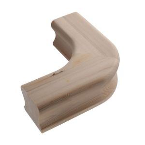 Image of Hemlock Level Quarter Turn (L)173mm (H)56mm (W)173mm