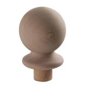 Image of Hemlock Ball cap (L)80mm (H)95mm (W)80mm