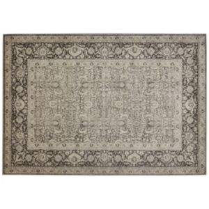 Colours Elenor Grey Persian Rug (L)1.7M (W)1.2 M