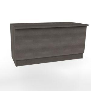 Darwin Modular Oak Effect Blanket Box (H)455mm (W)900mm
