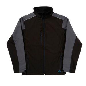 Image of Rigour Black Water repellent Jacket 4XL
