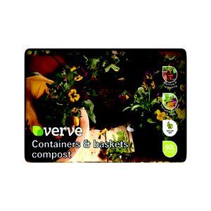 Image of Verve Enriched Pots planters & hanging baskets Compost 50L