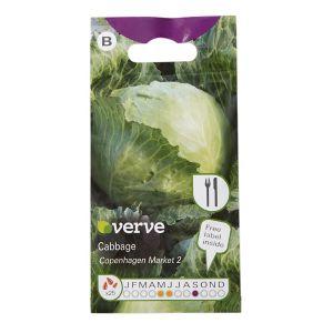 Image of Cabbage Copenhagen Market 2 Seed