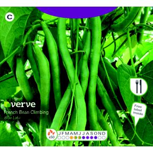 Image of Blue lake french bean Seed