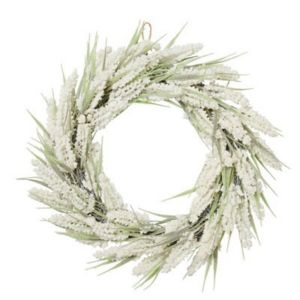 Image of 50cm 0.5m White Berry Wreath
