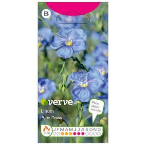 Image of Blue Dress Linum Seed