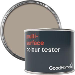 Image of GoodHome Baracoa Satin Multi-surface paint 70ml