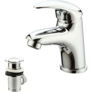 Image of Cooke & Lewis Blyth 1 Lever Basin mixer tap