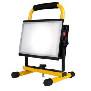 Image of Diall LED Portable Rechargeable Work Light 30W