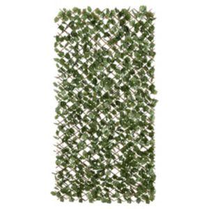 Image of Artificial flower trellis (H)1m(W)2 m