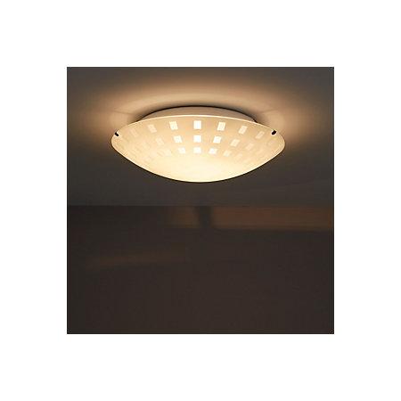 dius white ceiling light departments diy  bq