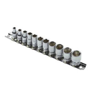 """Image of Magnusson 11 piece ¼"""" Standard Socket set"""