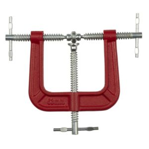 Image of 60 mm 3-Way G-Clamp