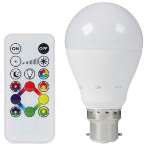 Image of Veezio B22 806lm LED Dimmable GLS Light bulb