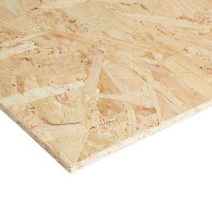 Image of OSB 3 Board (Th)9mm (W)1220mm (L)2400mm