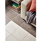 Ravenne Beige Matt Ceramic Floor Tile, Pack of 16, (L)300mm (W)300mm