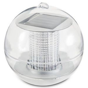 Image of Blooma Clear Ball Solar powered LED Water ball lamp