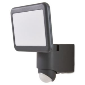 Image of Blooma Delson Charcoal Mains Floodlight