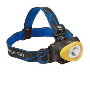 Image of Diall ABS LED Headlight