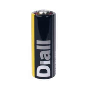 Diall Non Rechargeable MN21  A23 Alkaline Battery  Pack of 2