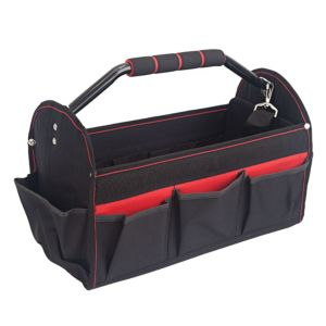 "Image of 17"" Open tool tote"