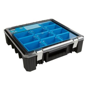 Image of Mac Allister 12 Compartment Organiser case