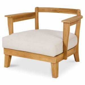 Adonia Wooden Armchair Of 1