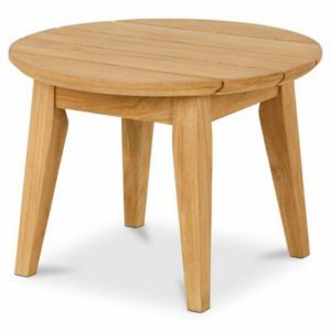 Adonia Wooden Side Table (W)480 mm