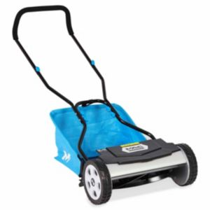 Image of Mac Allister 380 mm Hand Pushed Lawnmower