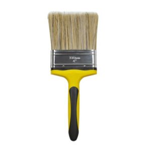 """Image of Diall 4"""" Flat Paint brush"""