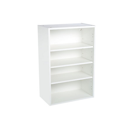 Cooke Lewis White Tall Wall Unit Carcass W 600mm