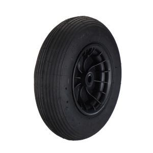 Image of Tente (Dia)400mm Swivel Pneumatic Tyre