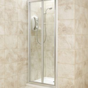 View Square Shower Door (W)760mm (D)760mm details