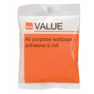 View B&Q Value Wallpaper Adhesive details