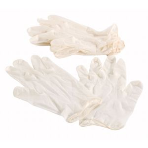View B&Q Disposable Gloves, Pack of 10 details